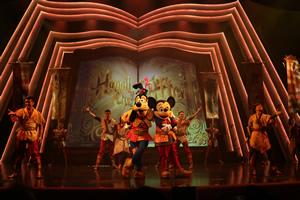 Mickey and the Wondrous Book ミッキー・アンド・ザ・ワンダラス・ブック